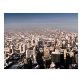 Cartão Postal Vista panorâmica da cidade