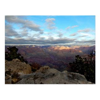 Cartão Postal Vista panorâmica do Grand Canyon