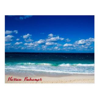 Cartão Postal Vista para o mar baamiana