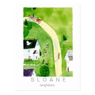 Cartão Postal vizinhos