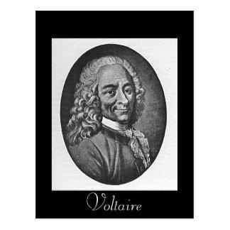 Cartão Postal Voltaire