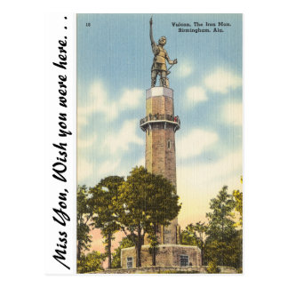 Cartão Postal Vulcan