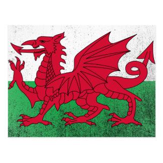 Cartão Postal Wales