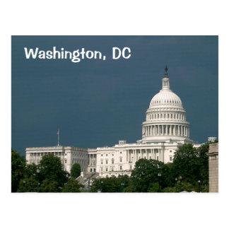 Cartão Postal Washington, C.C.: Capitólio dos Estados Unidos