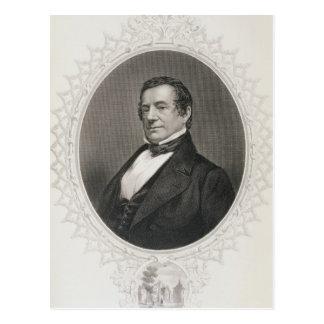 Cartão Postal Washington Irving