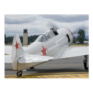Cartão Postal Washington, Olympia, airshow militar. 6