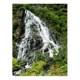 Cartão Postal waterfall1
