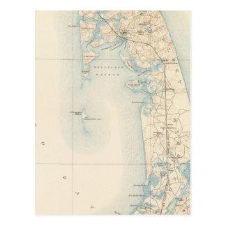 Cartão Postal Wellfleet, Massachusetts