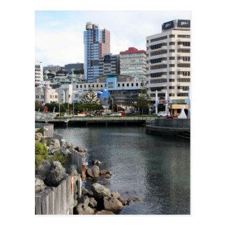 Cartão Postal Wellington