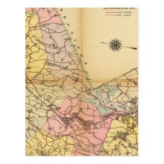 Cartão Postal Westchester County, New York