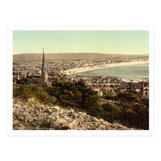 Cartão Postal Weston-super-Égua II, Somerset, Inglaterra