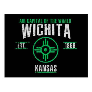 Cartão Postal Wichita