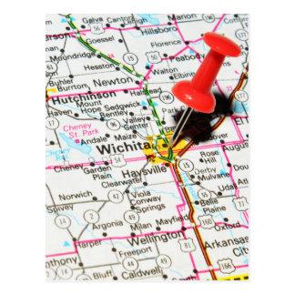 Cartão Postal Wichita, Kansas