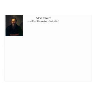 Cartão Postal Willaert de Adrian