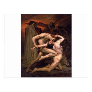 Cartão Postal William-Adolphe_Bouguereau_ (1825-1905) _-_Dan