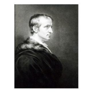 Cartão Postal William Godwin 1802