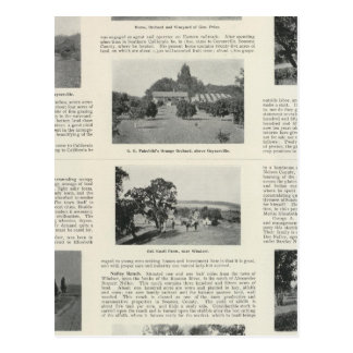 Cartão Postal Windsor, Califórnia