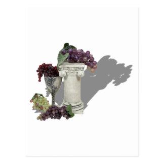 Cartão Postal WineCountry060910Shadows