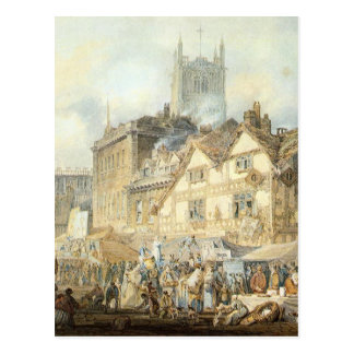 Cartão Postal Wolverhampton, Staffordshire por William Turner
