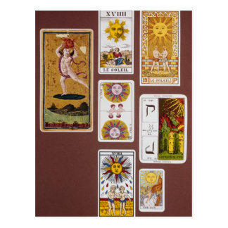 Cartão Postal XVIIII The Sun