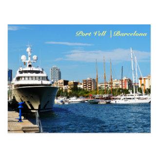 Cartão Postal Yachting