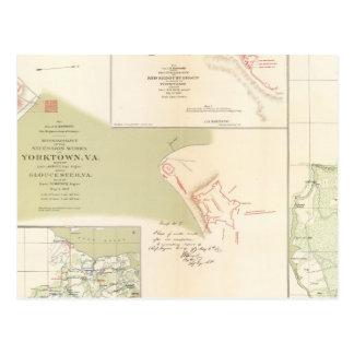 Cartão Postal Yorktown, Gloucester, Va