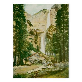 Cartão Postal Yosemite Falls