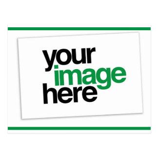 Cartão Postal yourimage