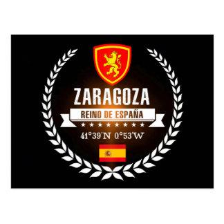 Cartão Postal Zaragoza