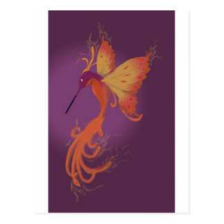 Cartão Postal Zumbido Phoenix