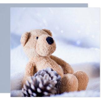 Cartão Pouco urso