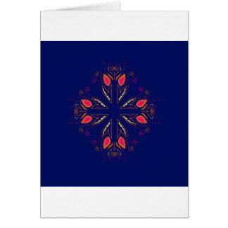 Cartão POVOS do azul dos elementos do design