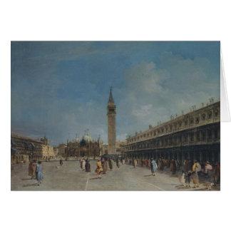 Cartão Praça San Marco