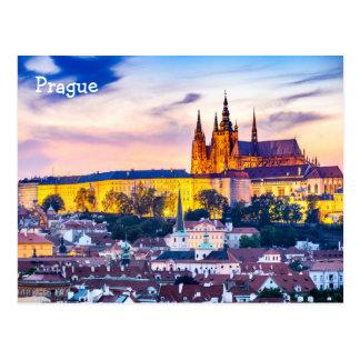 Cartão Praga
