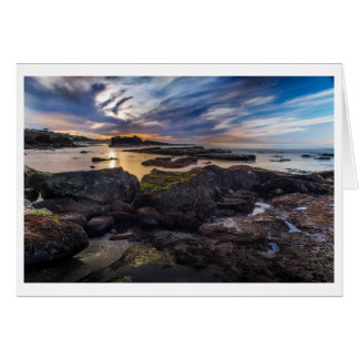 Cartão - praia do selo, La Jolla