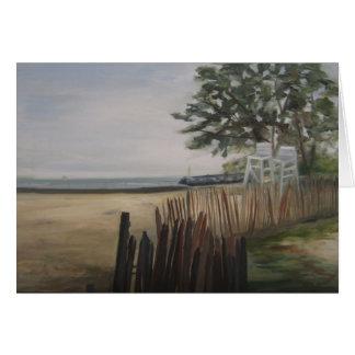 Cartão Praia sul do noroeste