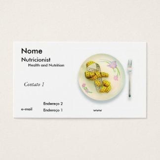 Cartão Prato