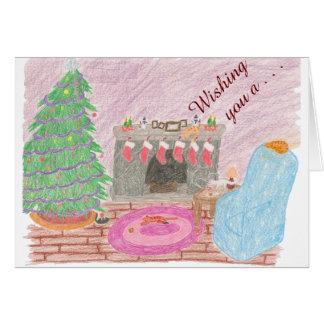 Cartão prejuízo Gatinho-mas (Natal)