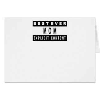 Cartão Presente perfeito do melhor t-shirt engraçado da