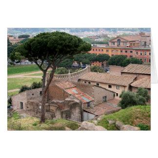 Cartão Presente romano italiano