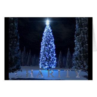 Cartão Presentes do Natal