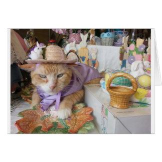 Cartão Primavera Claude