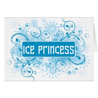 Cartão Princesa de SkateChick