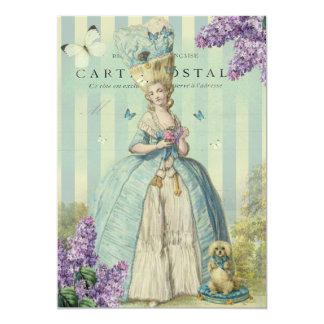 Cartão Printemps do au de Lilas