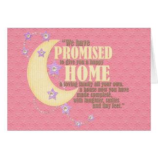 Cartão Prometido