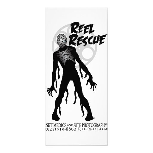 Cartão/propaganda da cremalheira do salvamento do  planfetos informativos coloridos