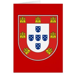 Cartão Protetor português