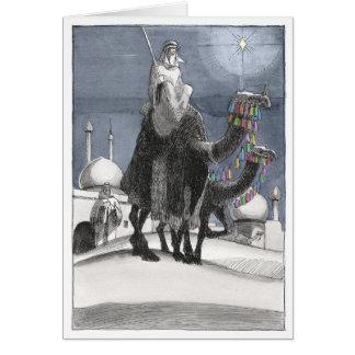 Cartão Proxeneta que camelo