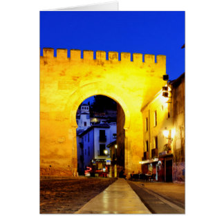 Cartão Puerta de Elvira