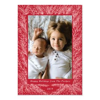 Cartão Quadro festivo